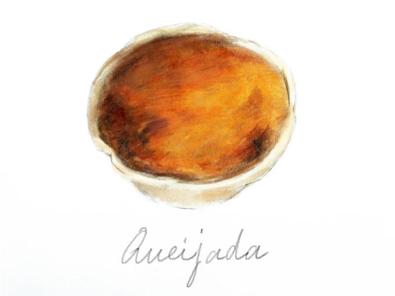 ポルトガル人の大好きなプチ・チーズタルト/ケイジャーダ